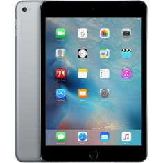 "Tablet Apple iPad Mini 4 128GB 7,9"" iOS 8 MP Filma em Full HD"