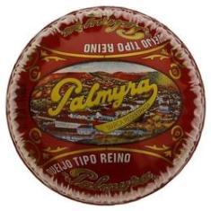 Queijo Do Reino Palmyra 1 kg Com Lata Antiga
