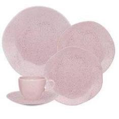Imagem de Aparelho De Jantar 30 Peças Ryo Pink Sand - Oxford