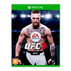 Jogo UFC 3 Xbox One EA