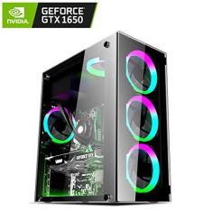 Imagem de PC Gamer Intel Core i7 3.80Ghz RAM 16GB (Geforce GTX 1650 4GB) SSD 480GB EasyPC ATK