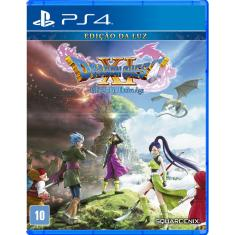 Jogo Dragon Quest XI: Echoes of an Elusive Age PS4 Square Enix