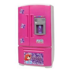 Imagem de Geladeira Infantil Inverse Sai Água Na Porta 8053 - Magic Toys