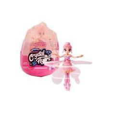 Imagem de Hatchimals Pixies, Crystal Flyers Pink Magical Flying Pixie Toy, para crianças de 6 anos ou mais
