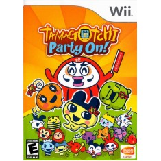 Jogo Tamagotchi Party on Wii Bandai Namco