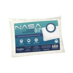 Imagem de Travesseiro Nasa Air em Poliuretano 47x65cm Duoflex 802NP1102 1 Peça