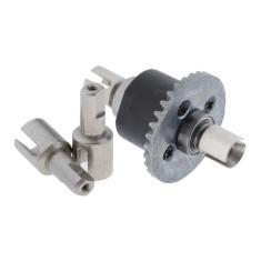 Imagem de Copos Diferenciais De Metal 1/14 rc E Engrenagem De Diferencial Para Wltoys rc Buggy 144001