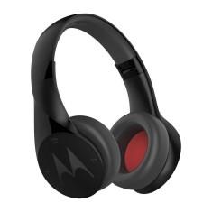 Fone de Ouvido Bluetooth com Microfone Motorola Pulse Escape Gerenciamento chamadas