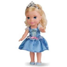 Imagem de Boneca Princesas Disney Minha Primeira Princesa Grande Cinderela Mimo