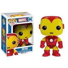 Imagem de Iron Man Classic Homem De Ferro Classico - Funko Pop