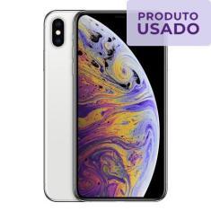 Smartphone Apple iPhone XS Max Usado 256GB iOS