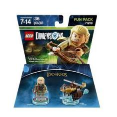 Imagem de LEGO Dimensions - Lord Of The Rings Legolas Fun Pack