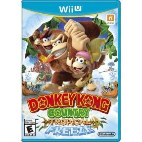 Jogo Donkey Kong Country: Tropical Freeze Wii U Nintendo