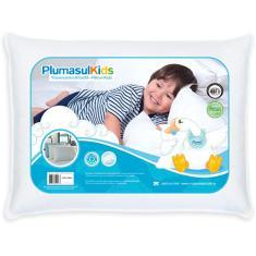 Imagem de Travesseiro 50% Pluma 50% Pena de Ganso-Baby-30X40