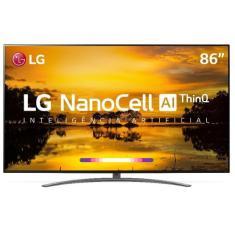 "Imagem de Smart TV LED 86"" LG 4K HDR NanoCell 86SM9070PSA 4 HDMI"