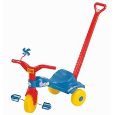 Imagem de Triciclo com Pedal Magic Toys Safari Tico Tico Popó 2111