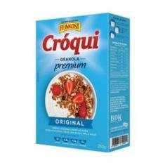 Granola Cróqui Original Feinkost Premium 250G