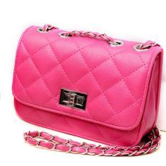 Imagem de Bolsas de mensageiro de couro pu macio de luxo feminino bolsa de ombro único com fivela de metal