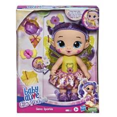 Imagem de Boneca Baby Alive Glo Pixies Hasbro