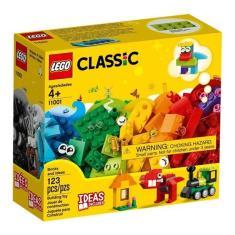 Imagem de Lego Classic Peças E Ideias Criativas Grande 123 Pecas