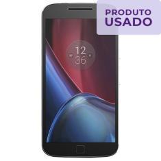 Smartphone Motorola Moto G G4 Plus Usado 32GB Android