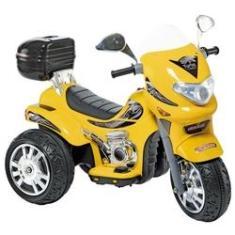 Imagem de Moto Elétrica Sprint Turbo  Brinquedo Infantil 12V Biemme 190