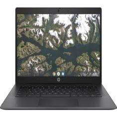 """Imagem de Notebook HP Chromebook G6 Intel Celeron N4000 14"""" 4GB eMMC 32 GB Chrome OS Wi-Fi"""
