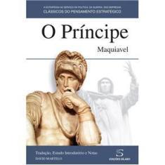Imagem de O Príncipe - Maquiavel