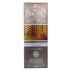 Imagem de Shampoo Antiqueda e Anti-Idade com Geléia Real 415ml  - Tío Nacho