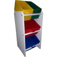 Imagem de Organizador de Brinquedos Infantil Mini Organibox