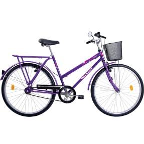 Bicicleta Houston Passeio Aro 26 Ônix VB