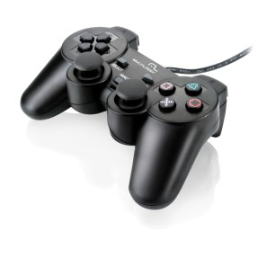 Controle PS2 PS3 PC JS071 - Multilaser