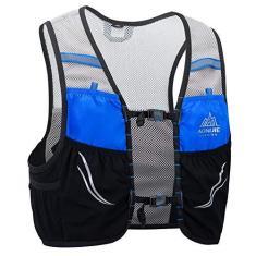 Imagem de Outdoor Correndo Colete Malha Respirável Mochila de Hidratação Saco para Ciclismo Maratona Corrida de Escalada