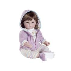 Imagem de Boneca Bebê Reborn Rainbow Sherbet Adora Doll