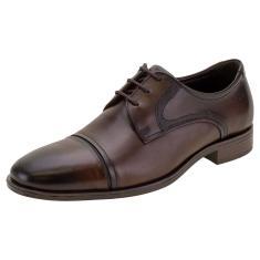 Imagem de Sapato Masculino Medison Smart Comfort Democrata - 255106