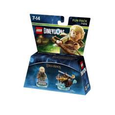Imagem de Kit Lego Dimensions Lord Of The Rings Legolas Fun Pack 71219