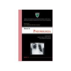 Imagem de Manual de Pneumologia - Manual do Residente da Unifesp - Falcão, Luis Fernando Dos Reis - 9788572418478