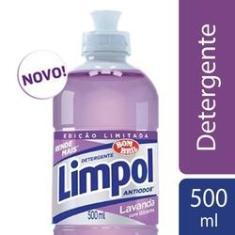 Detergente Limpol Lavanda 500ml