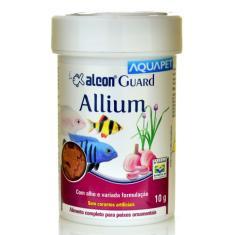 Imagem de Ração Para Peixe Alcon Guard Allium 10g