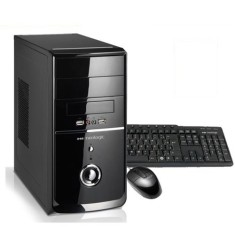 PC Neologic Intel Pentium G3250 3,20 GHz 4 GB HD 1 TB DVD-RW Windows 7 Nli50930