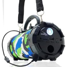 Imagem de Caixa de Som Bluetooth Grasep D-P13 10 W