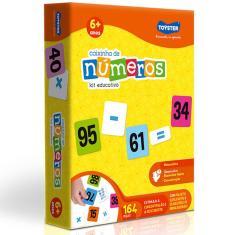 Imagem de Jogo Educativo - Caixinha De Números - Toyster
