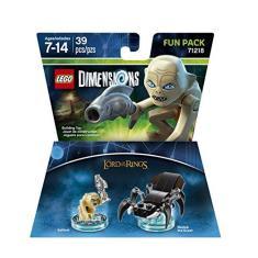 Imagem de Lord Of The Rings Gollum Fun Pack - LEGO Dimensions