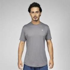 Imagem de Camiseta Masculina Poliamida Walk 50 Grafite
