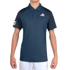 Imagem de Camisa Polo Adidas Club 3STR Marinho