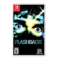 Jogo Flashback Microids Nintendo Switch
