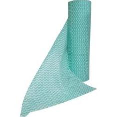 Pano Multiuso Verde (Perfex) 30 Cm X 25 M Mr.Plus 50 Panos