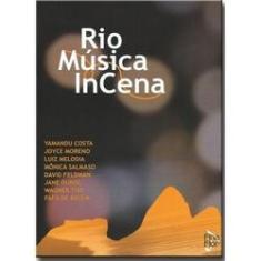 Imagem de Dvd Rio Música in Cena - Diversos Nacionais