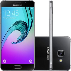 Smartphone Samsung Galaxy A5 2016 A510 16GB 13,0 MP 2 Chips Android 5.1 (Lollipop) 3G 4G Wi-Fi