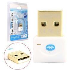 Imagem de Adaptador Usb Bluetooth 4.0 Para Notebook Pc